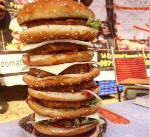Topping Burger