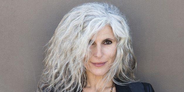 Graying Hair